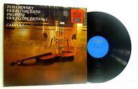 CAMPOLI tchaikovsky, paganini violin concertos LP EX-/VG, SPA 183, vinyl, decca,