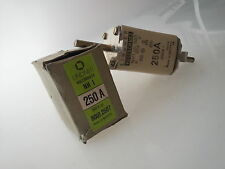 Lindner Vollschutz NH1 250A 500V Gl 8001.2507