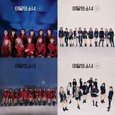 US SHIPPING Monthly Girl Loona-[#/Hash] 2nd Mini Album CD+Booklet+Card