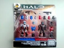 Mega Bloks Halo ODST Armor Customizer Pack Set DPJ83 NISB