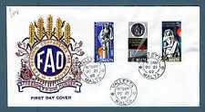 MALTA - 1968 -  FDC - FAO - 6a conferenza europea per Alimentazione e Ag . E2895
