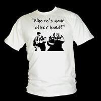 John Candy - Comedy genius - Planes, Trains and Automobiles Film - mens T-shirt
