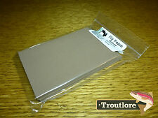 6MM THICK FLY TYING FOAM BROWN 2-PACK - NEW TERRESTRIAL FLY TYING MATERIALS