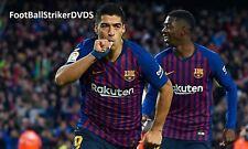 2018-10-28 Fc Barcelona vs Real Madrid on DVD