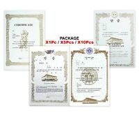 Martial Arts Certificate, Black Belt, World Taekwondo Federation/ WTF Black Belt