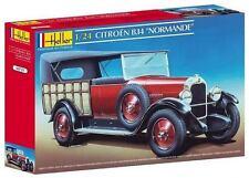 """Oldtimer 1:24: Citroen B.14  """" Normande"""" 1932 (Heller 80729)"""