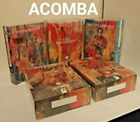 Lot of 5 Vintage ACOMBA Accounting Software For Windows 95 NT 2000 NEW SEALED