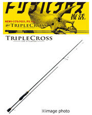 Major Craft TRIPLECROSS 2 piece rod #TCX-S732UL