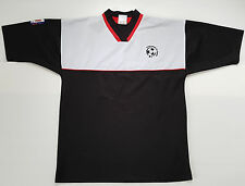 MAILLOT FOOTBALL PORTE WORN SHIRT ANCIEN VINTAGE CHAMPIONNAT DE FRANCE D1 LNF