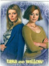 Buffy TVS Season 5 Girl Power Chase Card BL2