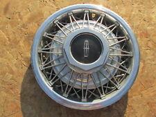 Vintage Wheels Tires Hub Caps For Lincoln Town Car Ebay
