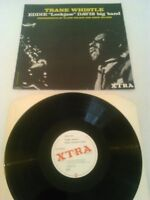 EDDIE ' LOCKJAW ' DAVIS BIG BAND - TRANE WHISTLE LP EX!!! UK MONO XTRA 5019