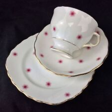 Unboxed Tea Cup & Saucer British Colclough Porcelain & China