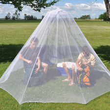 Coghlan's Outdoor Traveller's Mosquito Net for camp or yard, in white .. New