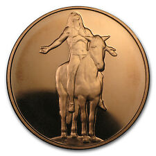 1 oz Copper Round - Appeal to the Great Spirit - SKU #87388