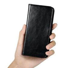 EasyAcc Leather Case Cover Wallet Fr iPhone 6S 6 with Stand Function Card Holder