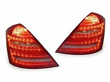 Genuine W221 S Class Saloon Limo LED Rear Lights Lamps Pre-facelift Models