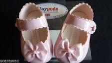 Calzado patucos rosa para bebés
