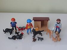 Playmobil Dogs 5214/ 5209/ 5125 - Complete sets