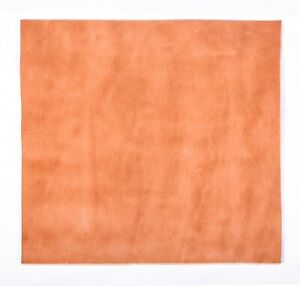 Thick Full Grain Tooling Leather Square Natural Veg Tan Leathercraft Workshop
