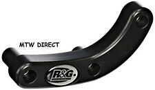 Suzuki GSX-R750 2006-2010 R&G Racing black left hand engine case slider