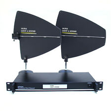 Radio Microphone Antenne Unité de distribution de costume SHURE SENNHEISER G4 ew300