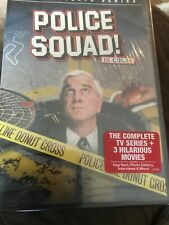 Police Squad TV & Movie Collection (DVD) NEW
