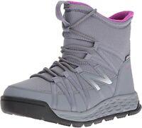 New Balance Women's Fresh Foam 2000 Boot Shoes Grey Size 10.5 gift snow boot