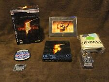 Resident Evil 5 Collectors Edition Complete With Limited Edition Cel PS3 2009