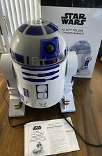 Star wars R2D2 Deluxe Popcorn Maker Cib Williams Sonoma Uncanny Brands Disney