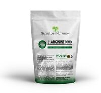 L-Arginine Arginine 1000mg Tablets Pure Pharmaceutical Quality