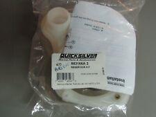 New Mercury Mercruiser Quicksilver Oem Part # 19-8M0050237 Cap-Reservior-Blk
