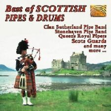Various Artists - Best of Scottish Pipes & Drums [Arc 12 Tracks] (2001)