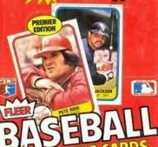 1981 Fleer Baseball Cards Pick From List (Includes Rookies) 1-233