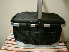 Gemline Collapsible Insulated Picnic Basket