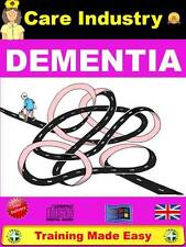 DEMENTIA FOR CARERS - AWARENESS & UNDERSTANDING HEALTH AND SOCIAL CARE TRAINING