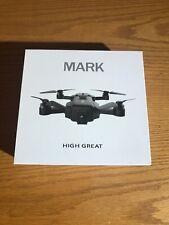 HIGH GREAT Mark 4K Camera Drone FPV Quadacopter Batteryl Propeller