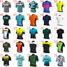 2019 Cycling Shirts Bicycle Jersey Mens Summer Breathable Short Sleeve Bike Tops