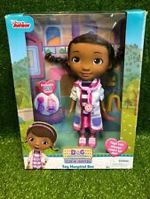 Brand New Disney Junior Doc McStuffins Toy Hospital Doc RARE 91745