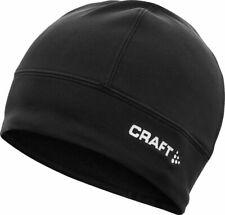 CRAFT LIGHT THERMAL RUNNING HAT, color BLACK