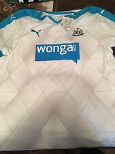 NEW Puma Newcastle United Jersey XXL