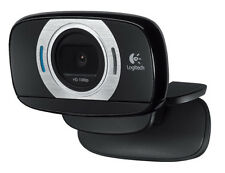 New Logitech C615 HD Portable 1080p Webcam with Mic & Autofocus, Bulk Packaging!