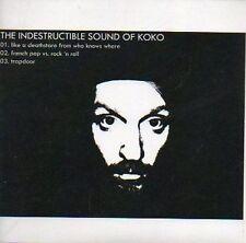 (641C) The Indestructible Sound of Koko, Like A - DJ CD