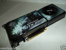 BFG GeForce GTX 260 896MB PCIe GraphicVideo Card DVI TV-Out BFGEGTX260MC896OC2BE