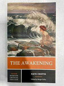 THE AWAKENING THIRD CRITICAL EDITION BY KATE CHOPIN (PAPERBACK) FREE POSTAGE