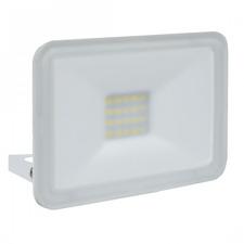 ELRO SLIM DESIGN WHITE 20 WATT LED OUTDOOR FLOODLIGHT SECURITY LAMP 1600LM EU.**