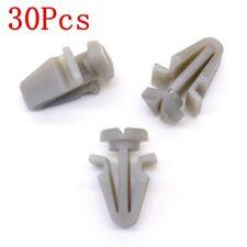30 Grille Clips Gray Nylon Retainer For Nissan Maxima  Navara D21 720 BDI 925