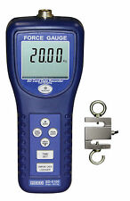 REED SD-6100 Force Gauge Data Logger, 100kg. Measures Tension and Compression.