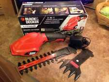 NEW BLACK DECKER GSL35 3.6 VOLT CORDLESS GRASS SHEARS AND SHRUBBER COMBO 7131923
