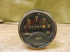 N.O.S. 1965-69 Honda S65 Sport 65 Speedometer Speedo Gauge #1 PL112 +